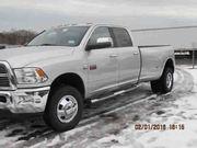 2011 Dodge Ram 3500 Laramie 4X4 DIESEL DUALLY